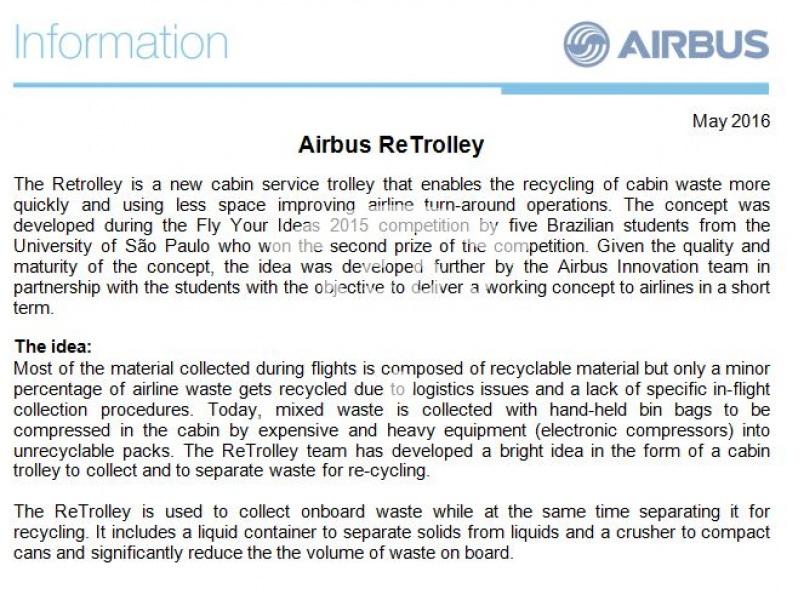 Airbus ReTrolley