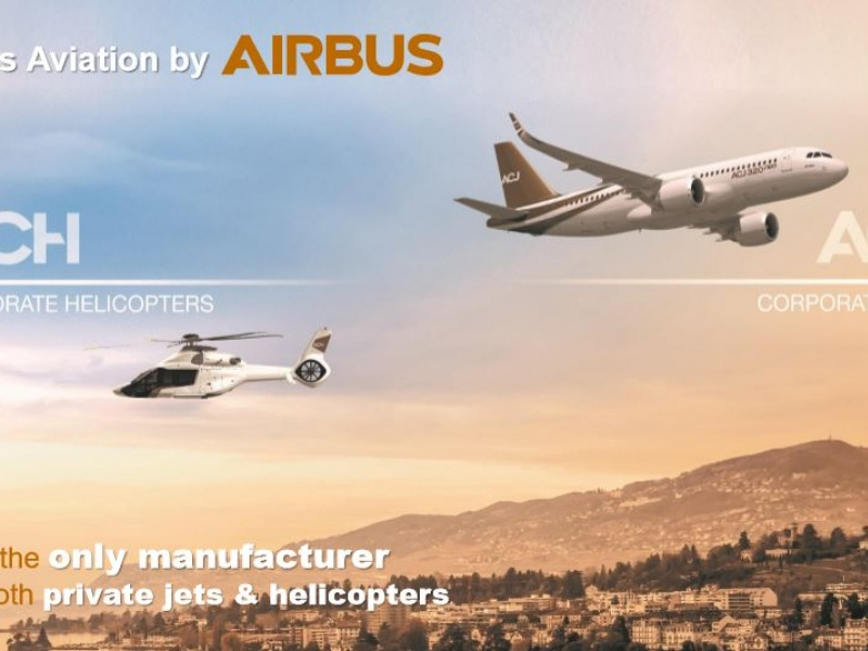 AIRBUS CORPORATE JETS Update