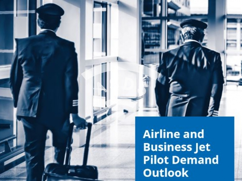 CAE - Airline and Business Jet Pilot Demand Outlook