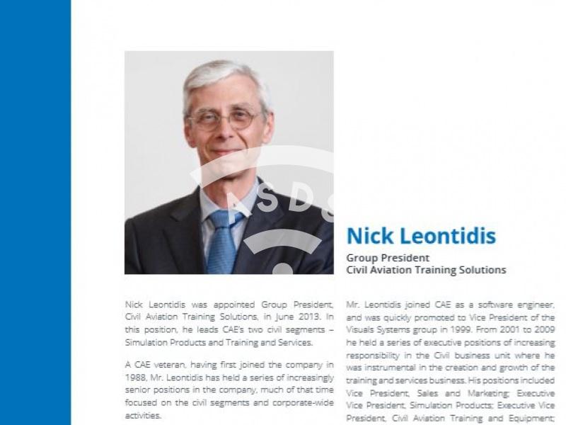 Nick Leontidis Biography