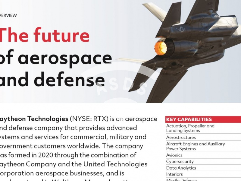Raytheon Technologies overview