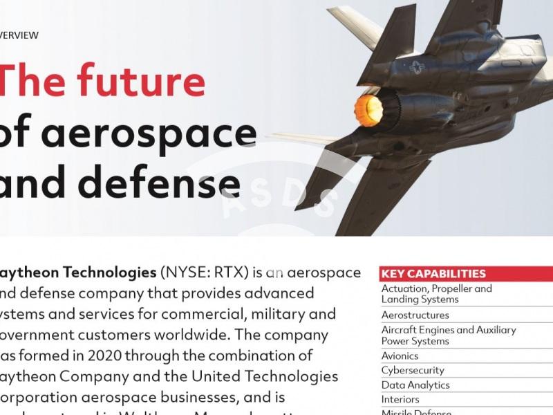 Raytheon Technologies overview