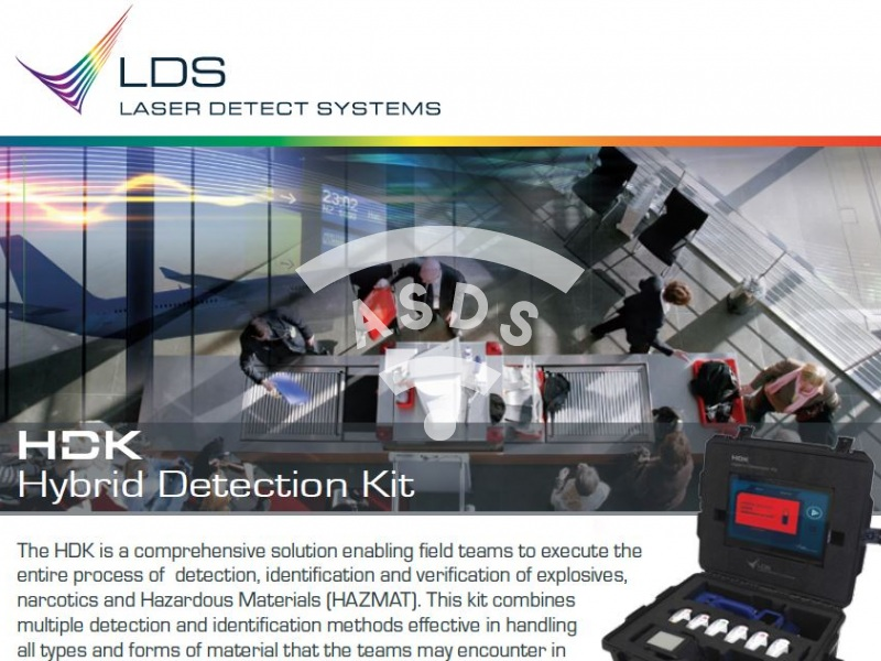 Pegasus Intelligence Laser Detect Systems HDK