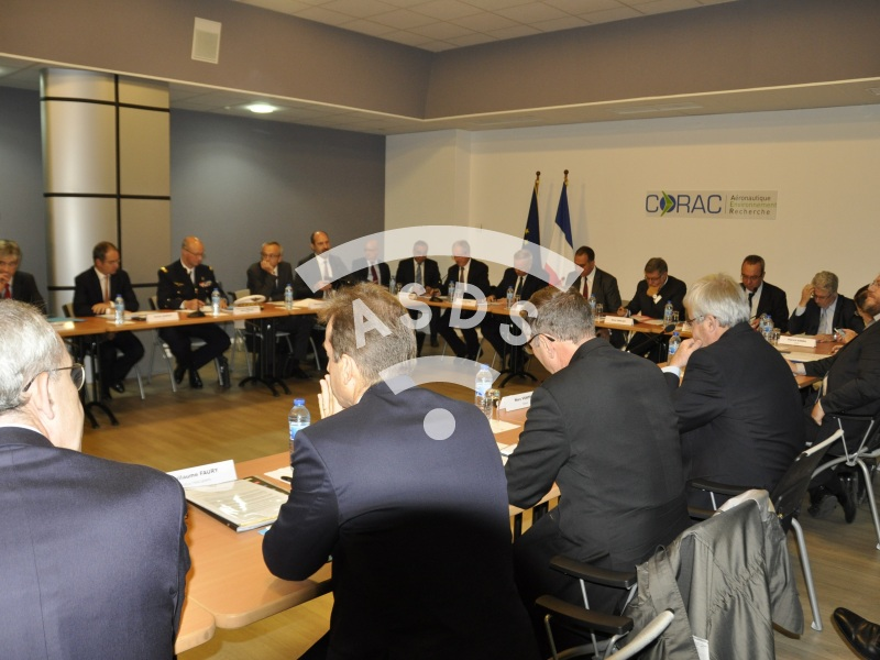 CORAC French Aerospace ministerial meeting