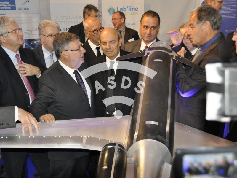 Alain Vidalies, French Minister of State for Transport