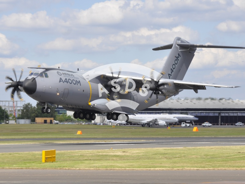 Airbus A400M at Farnborough 2014