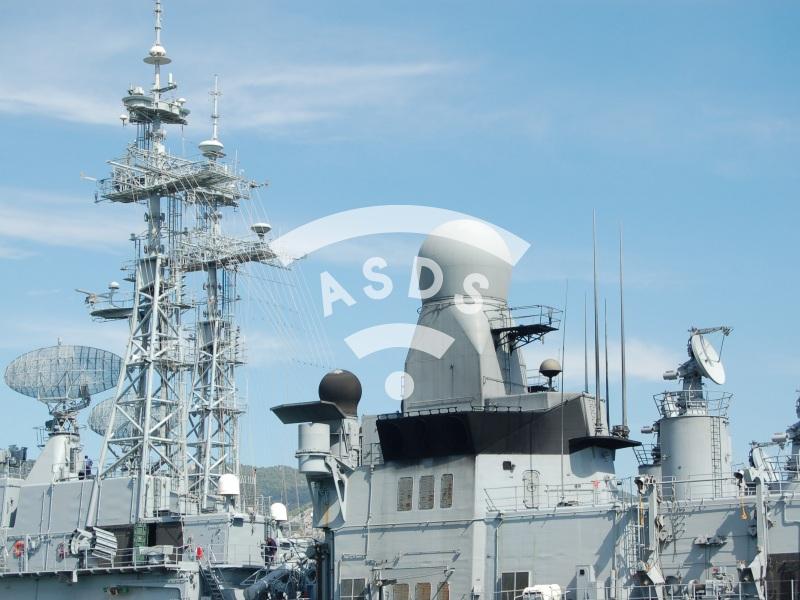 Port of Toulon, France's naval base