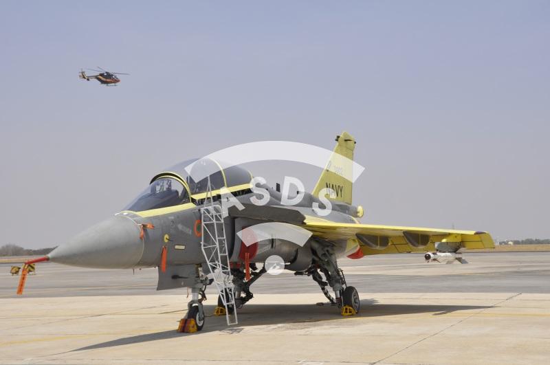 Indian Navy Light Combat Aircraft