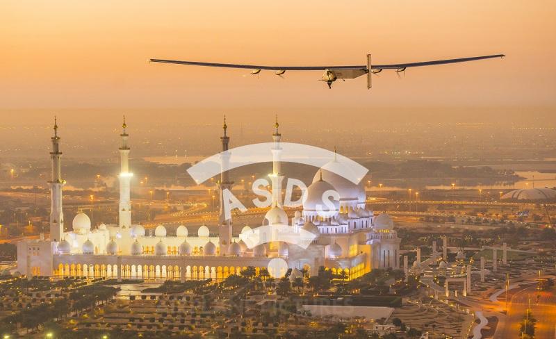Solar Impulse 2 world tour