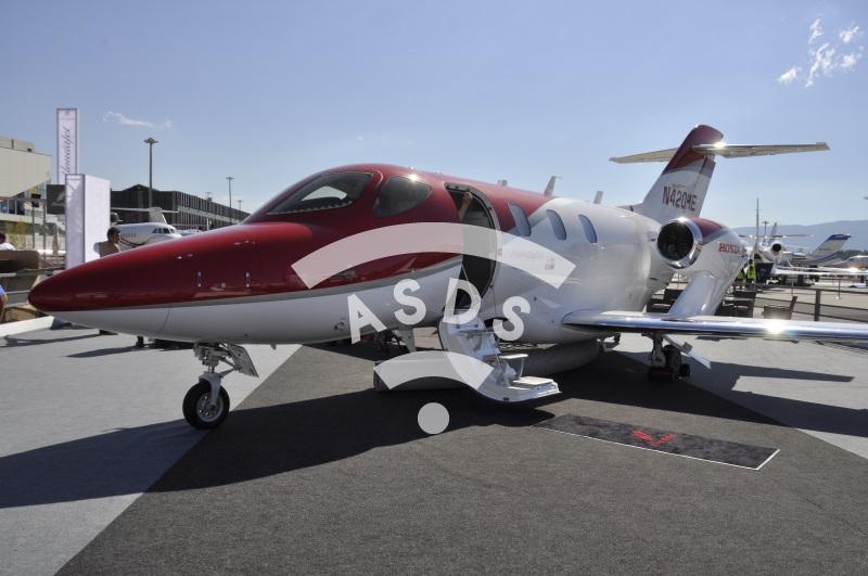 Hondajet business aircraft