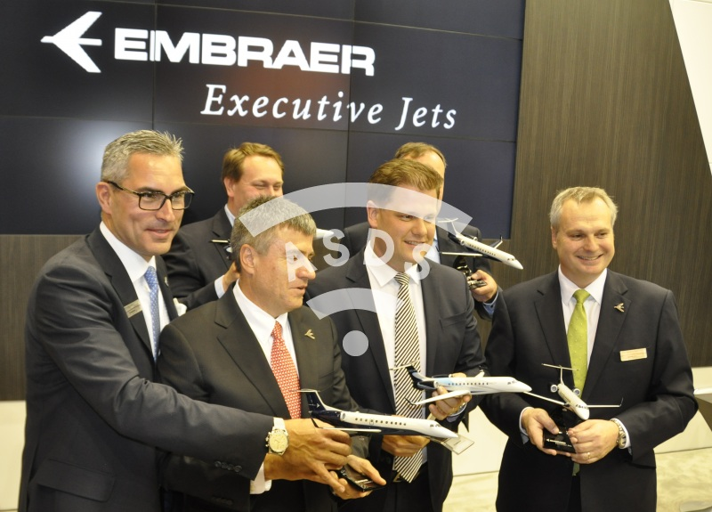 EMBRAER Legacy 650 contract with Air Hamburg