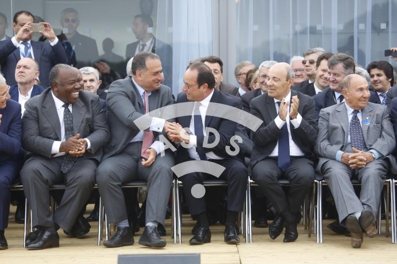 M. Lahoud, F. Hollande, E. Trappier