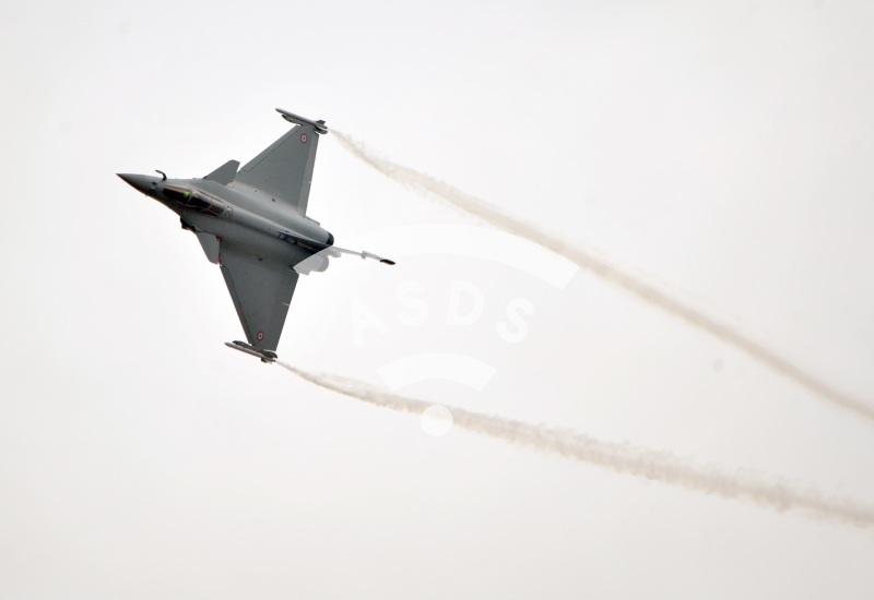 Dassault Aviation Rafale at Paris Airshow 2015