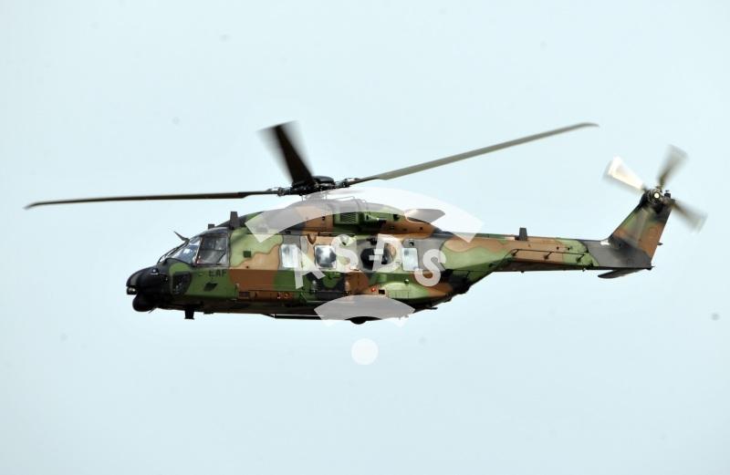 NH90 CAIMAN at Paris Airshow 2015