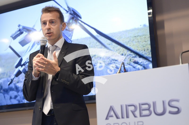 G. Faury, Airbus Helicopters