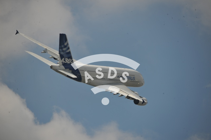 Airbus A380s