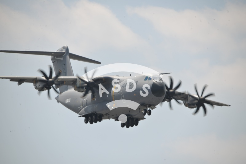 A400M at Paris Airshow