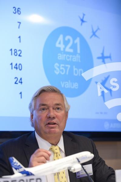 John Leahy, Airbus