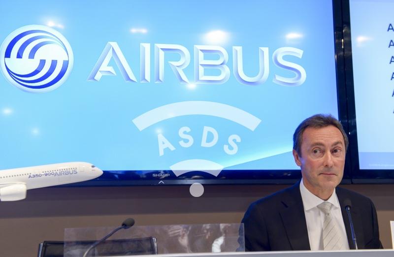 Fabrice Bregier, PDG d'Airbus