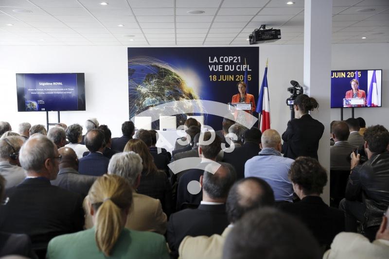Ségolène Royal, minister of ecology