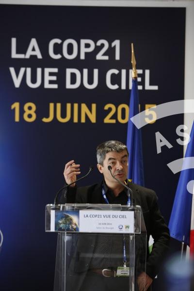 Philippe Ciais GIEC member