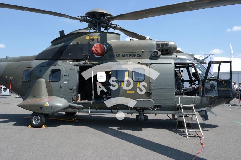 Swiss Air Force Super Puma