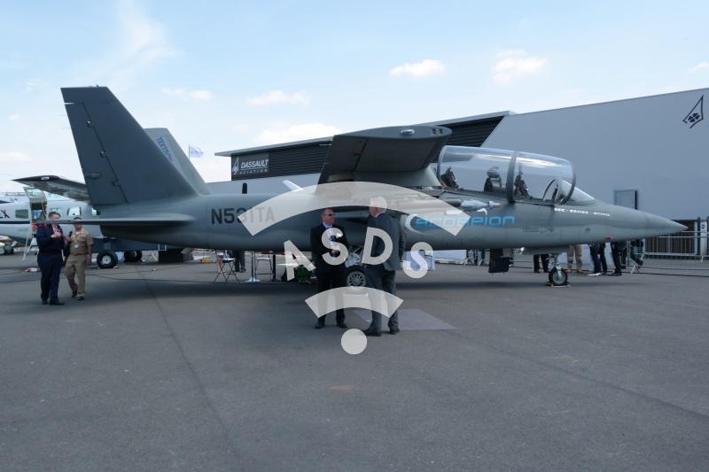 Textron Aviation Scorpion