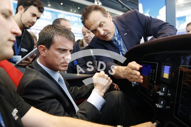 M. Valls and J. Botti Airbus Group