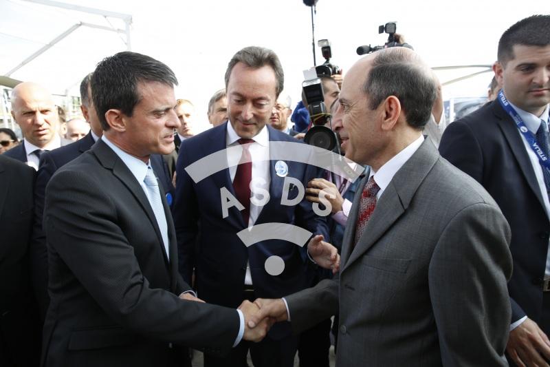 M. Valls, F. Brégier and A. Al Baker