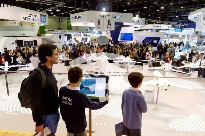 Paris Airshow 2015 Public day