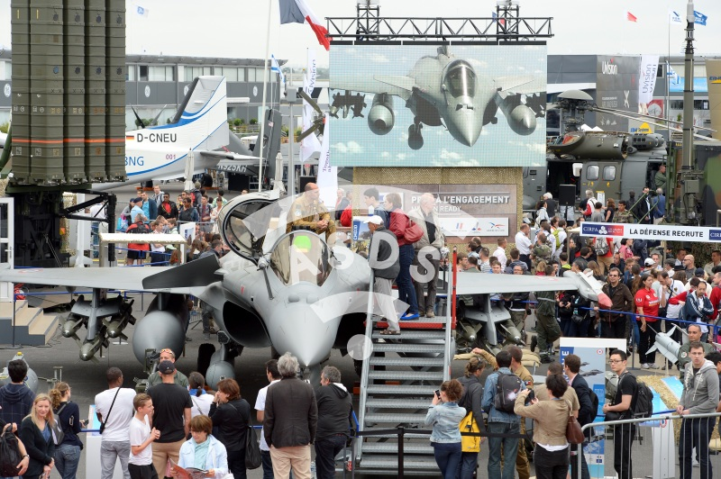 Paris Airshow 2015 Public day