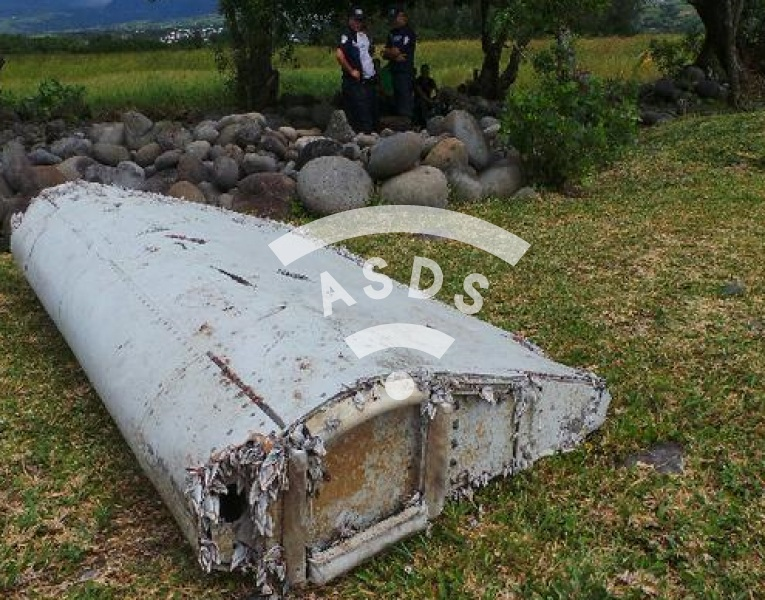 Flaperon 777 MH370 Malaysian Airlines