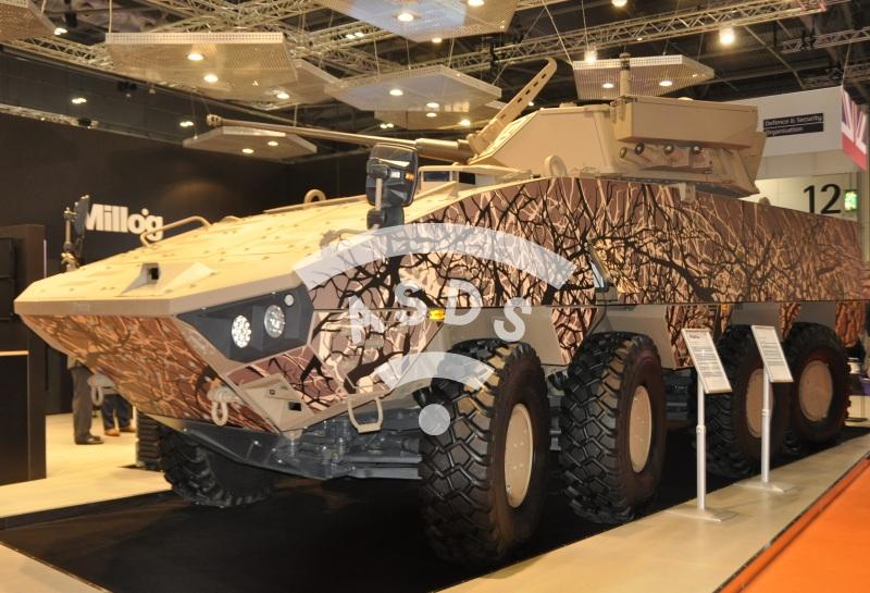 Patria AMV IFV