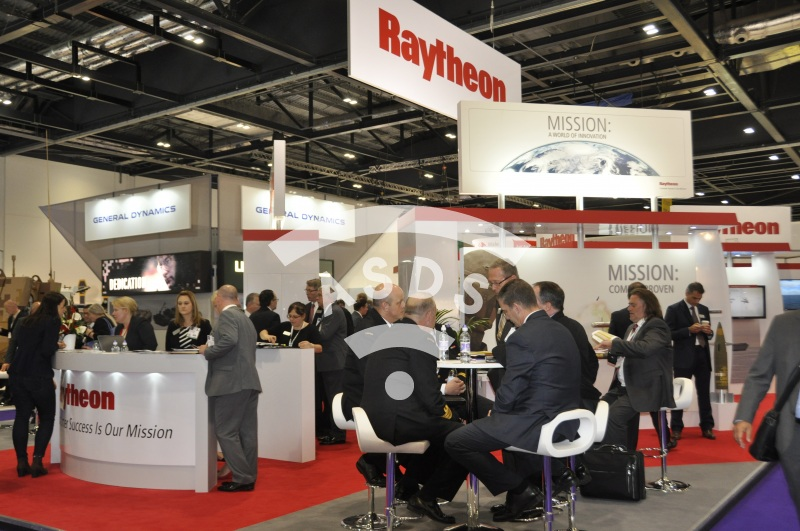 Raytheon at DSEI 2015