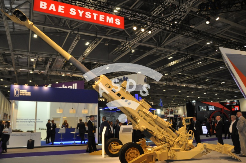 BAE Systems M777 for India