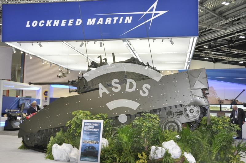 Lockheed Martin WARRIOR (WCSP)