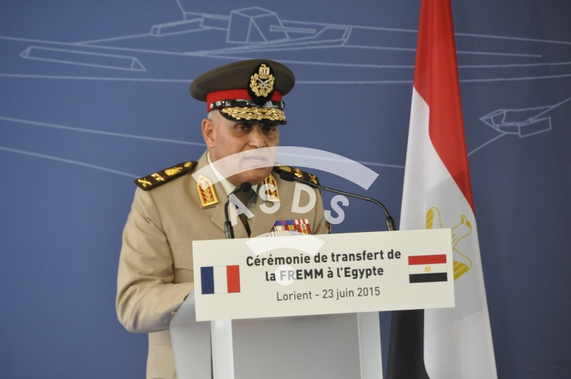 Sedki Sobhi, Egyptian Minister of Defence