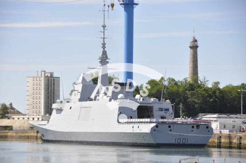 Tahya Misr Egyptian frigate