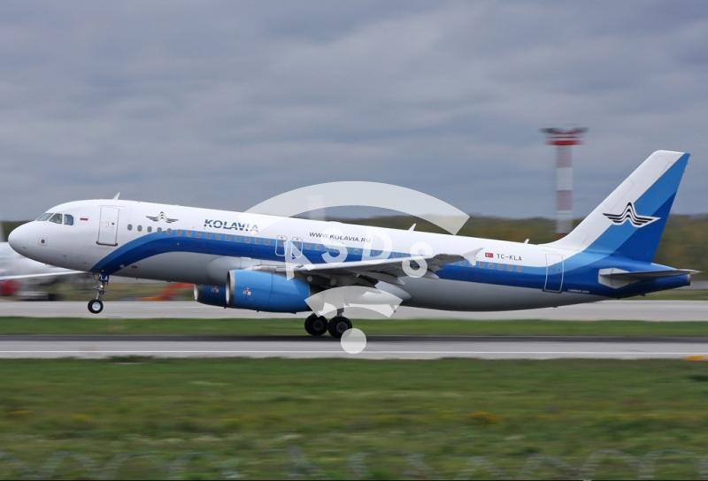 Airbus A320 Kolavia