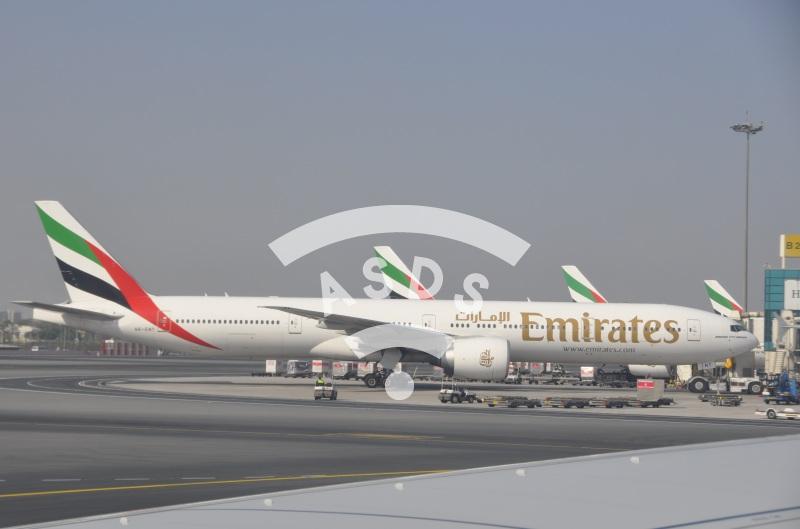 777-300 ER of Emirates