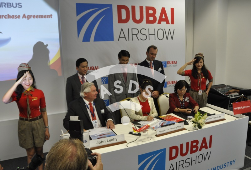VietJet signs A321 new contract