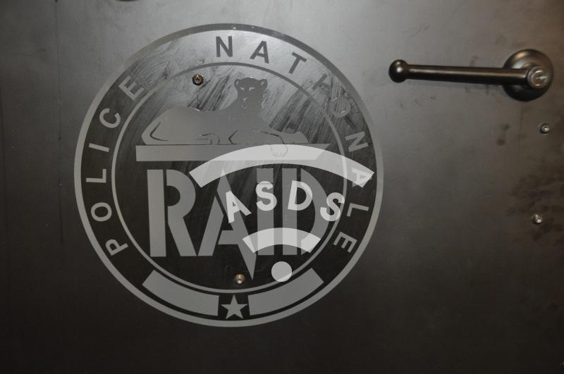 RAID tactical unit emblem