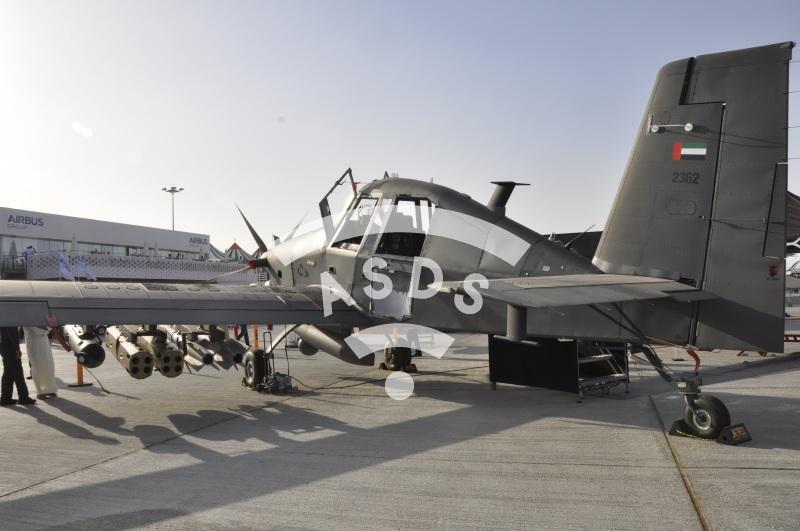 UAE Air Force Archangel COIN