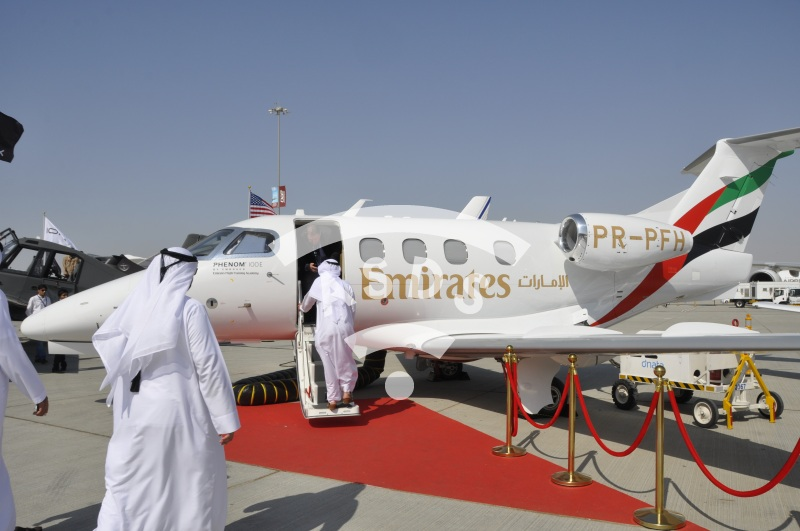 Phenom 100 Emirates