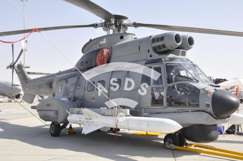 Super-Puma UAE Navy