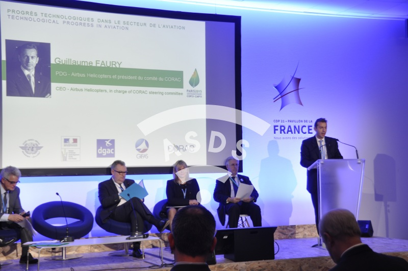 Air transport and COP 21