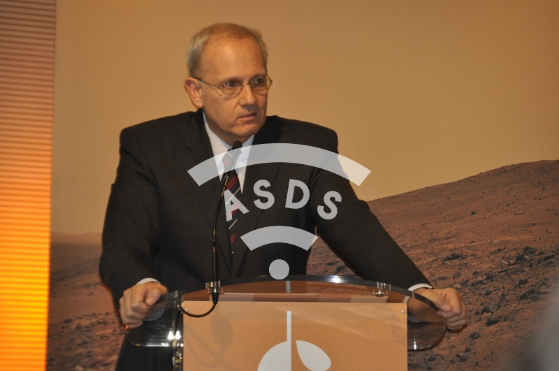 Jean-Yves Le Gall, President of CNES