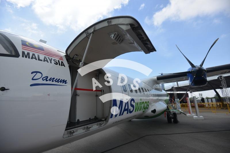 ATR 72-600 MASwings