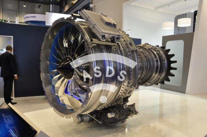 Silvercrest jet engine