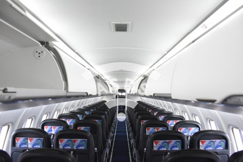 ATR 72-600 MASwings interior